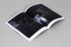 Graduate Portfolio - Aaron Gillett #photo #black #spread #folio #grey