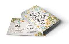 Business Card on Behance #bcards #branding #logo #illustration #quaint #type