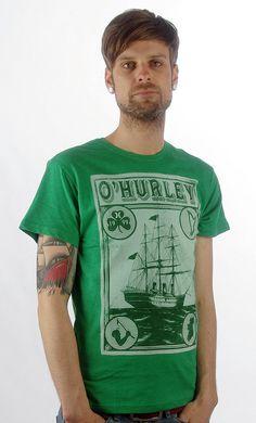 T-shirt Design Inspiration: St Patricks Day T-shirts #print #design #graphic #shirts #typography