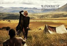 Marloes Horst by Will Davidson | Professional Photography Blog #fashion #photography #inspiration