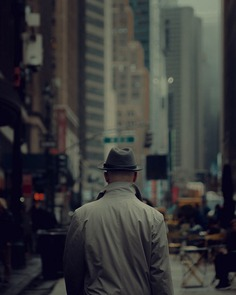 Cinematic Street Photography in New York by Paola Franqui
