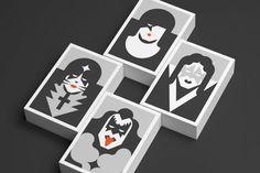Re Vision postales por Forma Estudio de Diseño   KISS