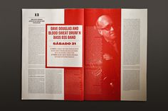 The Jazz 09 Journal on Behance #editorial