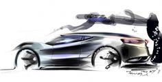 Jankiz on The Forge #automotive #design #supra #toyota #industrial #car
