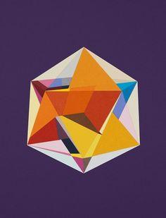 plenty of colour #collage #paper #color