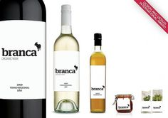 all in one / Turismo Quinta da Branca 2009 www.artspazios.pt #business #packaging #card #print #design #book #architecture #art #poster #logo #layout #artspazios #typography