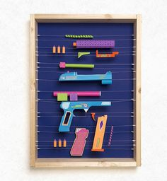 Exploded Views – Fubiz™ #craft #paper #art
