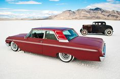 1962 Galaxie 500 at Speedweek 2009 #cars