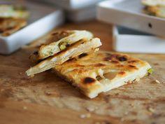 Chinese scallion pancakes | Foodmanna #food
