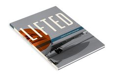 Lifted: A Look at Airport Typography on Behance #airplane #design #book #publication #cover #photography #layout #editorial #typography