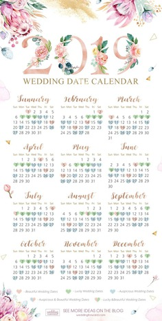 One of the most exciting and important parts of your wedding is choosing your wedding date itself. You may play around with different months and different dates, but there are a lot of different ways to choose the best day to get married