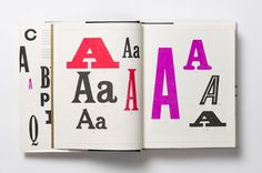 Alan Kitching's A–Z of Letterpress | PICDIT #type #book #art #typography