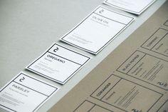 Chulan #branding #design #graphic #identity #stationery