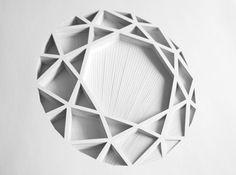 papercut elena mir #mir #paper #geometry #elena