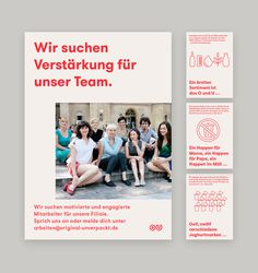 Original Unverpackt by Sehen und Ernten #branding #print