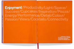 Central-Saint-Giles-9 #spread #print #orange #editorial