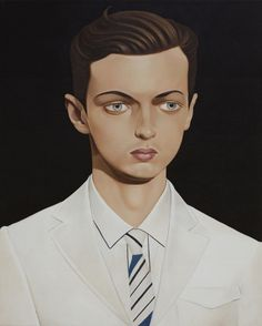 Peter Stichbury | PICDIT #painting #art #portrait