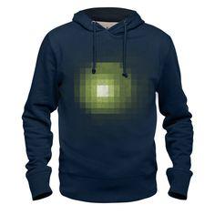#pixo #darkblue #hoodie #sweatshirt #pixel #atom #green #pixelate