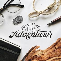 Who wouldn't wanna be a full-time adventurer? by Mark van Leeuwen