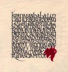 palavras em letras versais   Flickr - Photo Sharing!