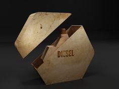 Diesel Perfume by Hossam Moustafa