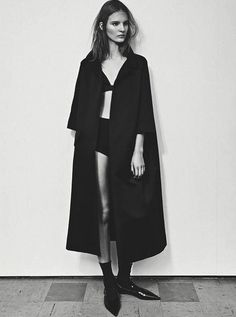 editorial #fashion #black