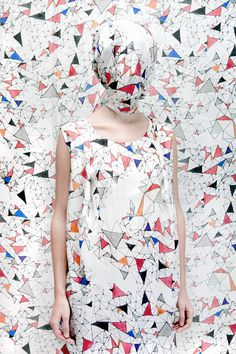 The Strange Attractor #fashion #model #cammo
