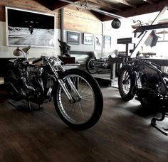The Pursuit Aesthetic: Photo #cafe #racers