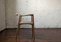 NaMu by Peter Yong Ra #chair #furniture #minimal