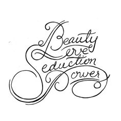 Tumblr #lettering #typography