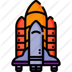 See more icon inspiration related to space, space shuttle, transportation, astronomy, universe, galaxy, nature and transport on Flaticon.