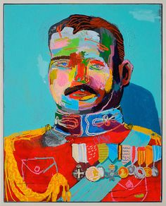 Andy Dixon | PICDIT #design #art #painting #color #colour