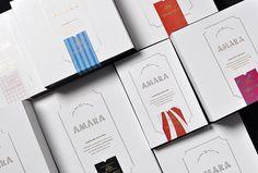 Amara by Firmalt #print #graphic design #packaging