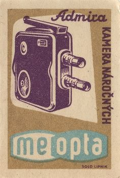 czechoslovakian matchbox label | Flickr: Intercambio de fotos #matchbox #label