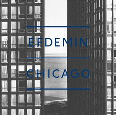 da-Efdemin_Chicago_Cover.jpg 1654×1643 pixels #efdemin #chicago #skyscrapers #cover #record #music #type #buildings