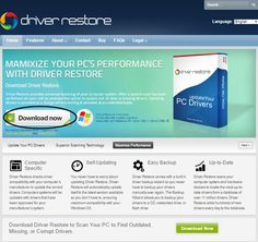 How to download & install Driver Restore?