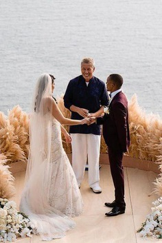 There are a few things to consider if you are wondering how to become a wedding officiant. Asides getting ordained, a detailed copy of the wedding ceremony script can go a long way in giving you ideas for your role.