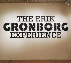 #sandiego #mingeiinternationalmuseum #theerikgronborgexperience #erikgronborg #typography