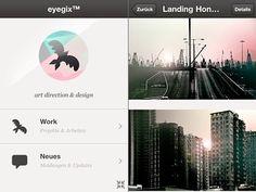 eyegix #mobile portfolio » Design, html5, jqtouch, mobile, Portfolio, smartphone, touch, webapp » qnt gallery
