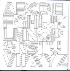 All sizes | igarashi_alphabet | Flickr - Photo Sharing! #igarashi #white #black #carrico #and #type #eli #grey