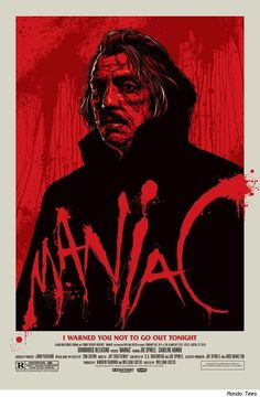 Spotlight on William Lustig: Maniac / Vigilante  October 18, 2012  A Halloween double feature from the dirty fingernails of one of horror'
