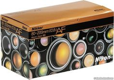 Nikon 80-200mm f/2.8 AF-D (new) #camera