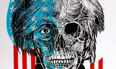Orticanoodles stencil art #stencil #orticanoodles #art #pop