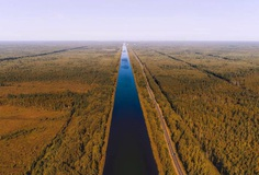 Russia From Above: Striking Drone Photography by Igor Ogaryov