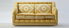 DIVANI - Versace Home Collection #couch #versace