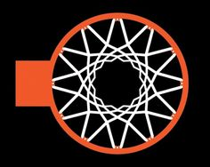 15 Basketball Nets - William - 12ozProphet #illustration #orange #basketball #ball #nets #basket