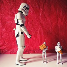 Give me your Biscuit #biscuit #paris #toys #tumblr #photographie #troopers #icecream #picture #color #ment #wars #re #audreyevrard #polacolor #star #fun #story