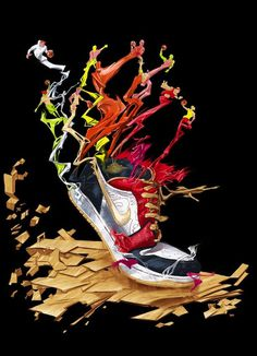 NeochaEDGE for NIKE AIR JORDAN WANG TAO #air #nike #jordan