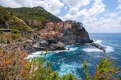 Manarola, Cinque Terre by Mathieu Guy #inspiration #photography #landscape