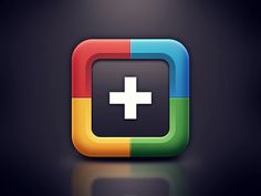 Sixbase #google+ #design #icons #ui #ios